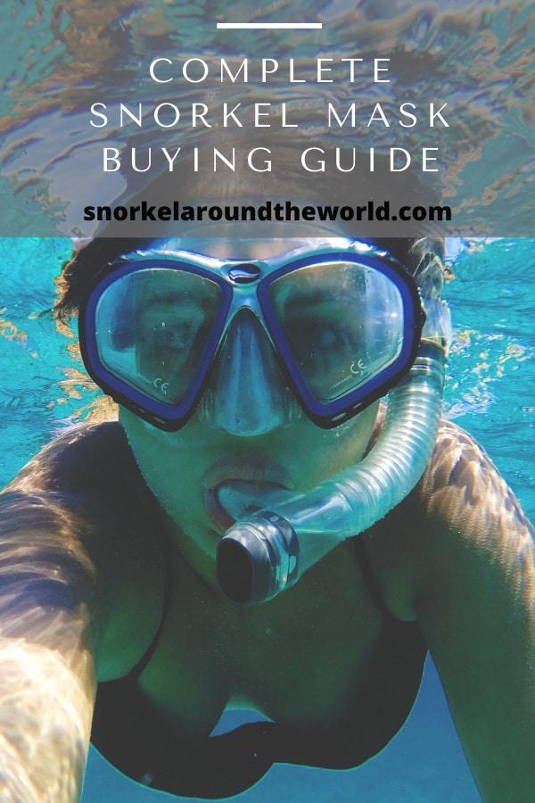snorkel mask buying guide