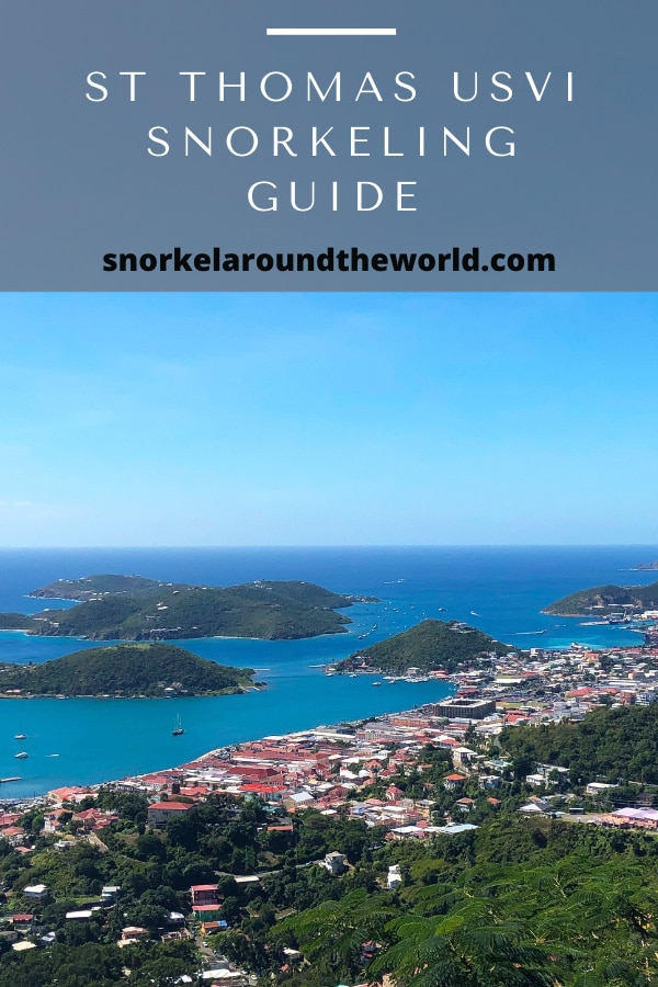 St Thomas snorkeling guide