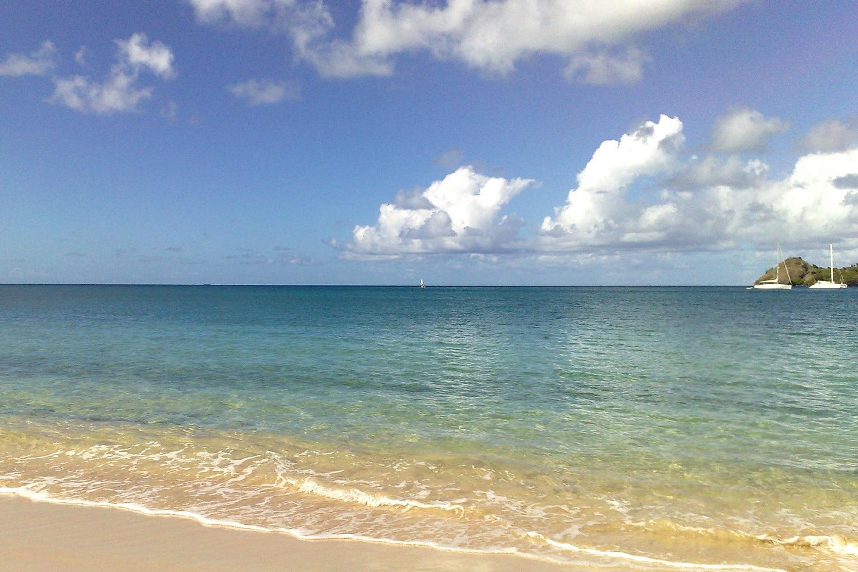 Reduit beach - Rodney bay-St Lucia