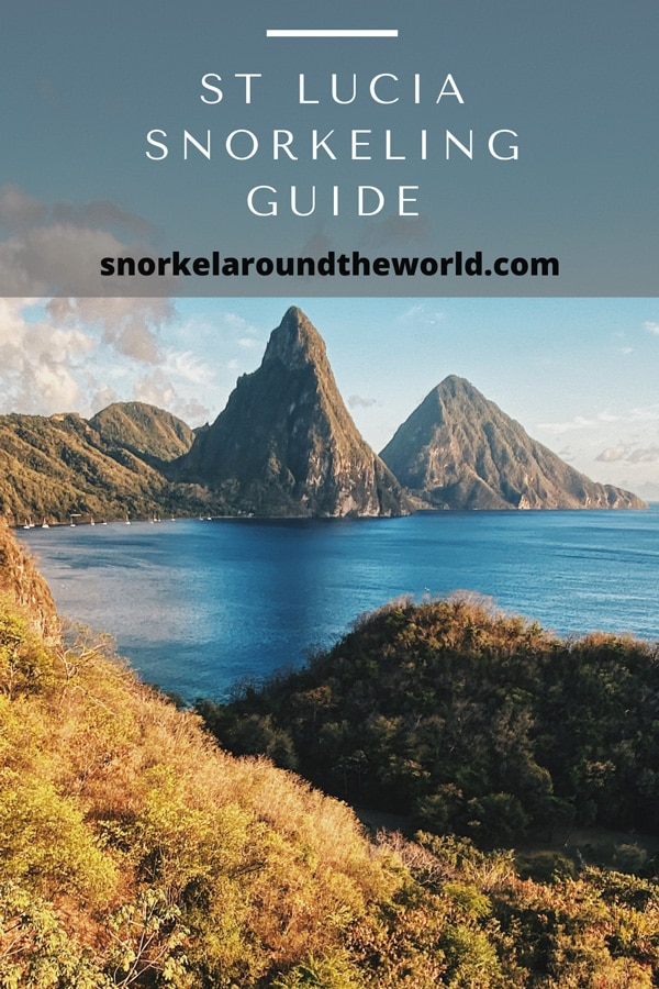 St Lucia snorkeling guide