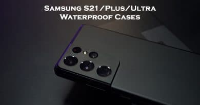 Waterproof case for Samsung S21/plus/ultra