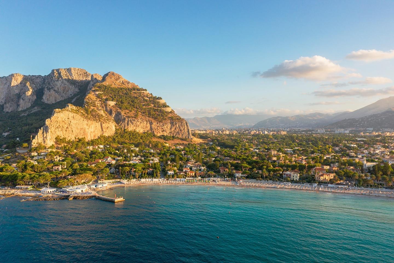 Mondello beach palermo - Sicily