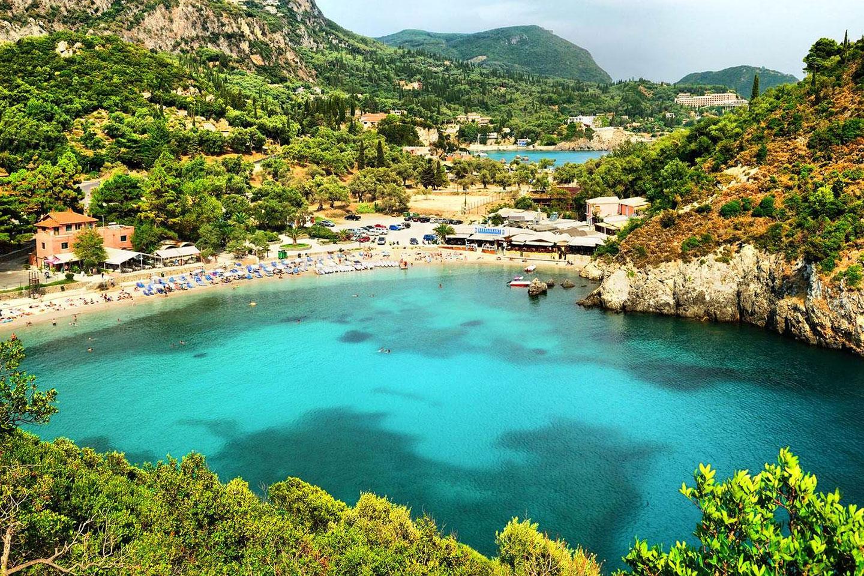 Agios Spiridon Paleokastritsa