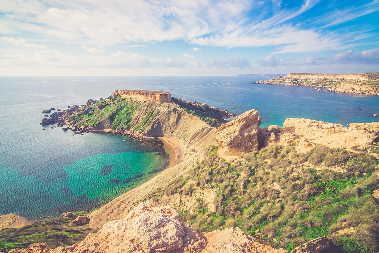 Qarraba Bay Malta