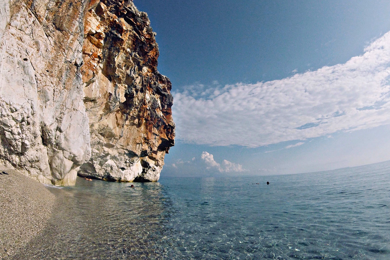 Albania - Gjipe beach