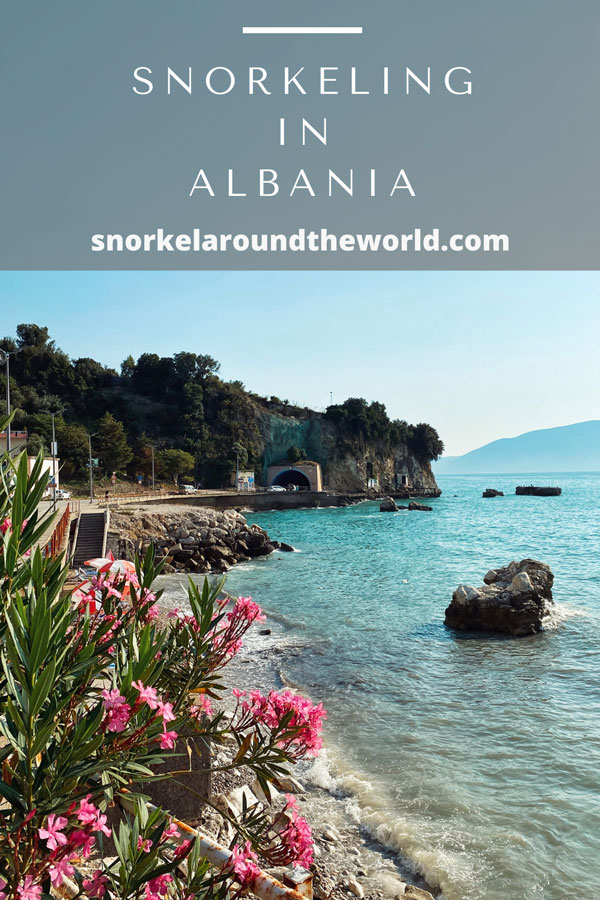 Albania snorkeling spots