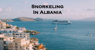 Snorkeling in Albania