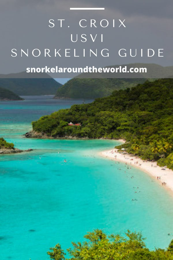 St Croix snorkeling guide
