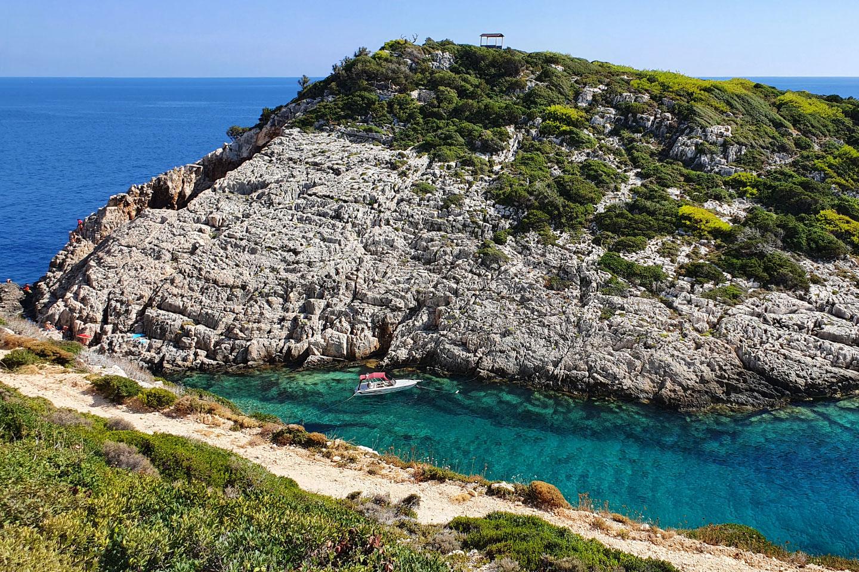 Korakonissi - Greece