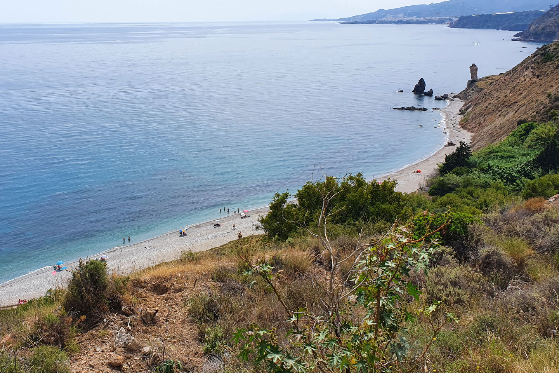 Playa las Arberquillas
