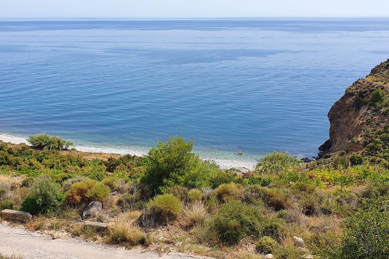 Playa del Molino del Papel
