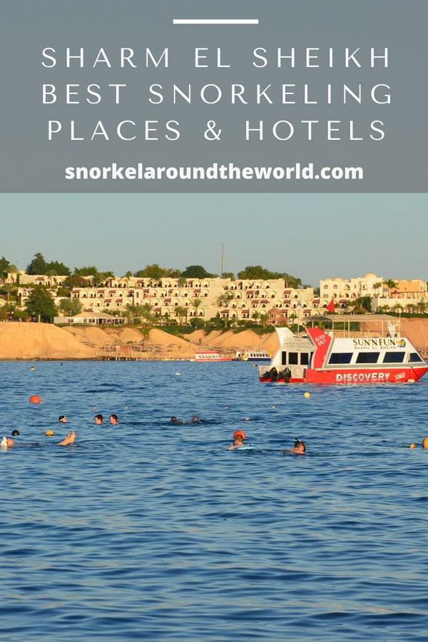 sharm el sheikh best snorkeling places